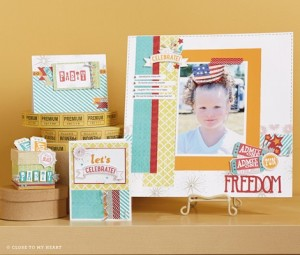 CTMH Stampin' Buds June SOM