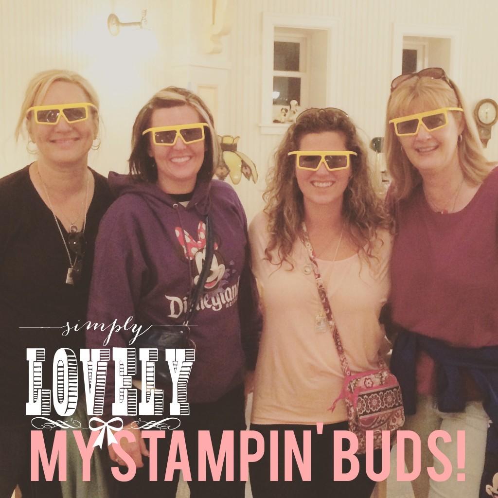 My Stampin' Buds