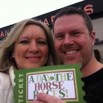 12 Months of Dating CTMH Stampin' Buds Horse Races