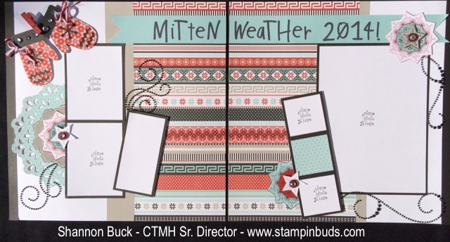 CTMH Snowhaven Layout