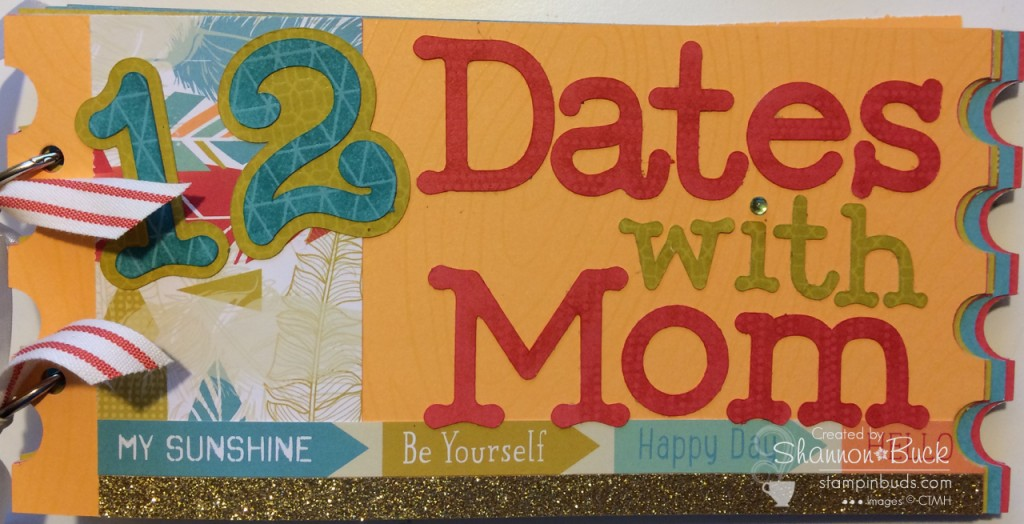 CTMH 12 Months of Dating Coupons - Special Paper pack