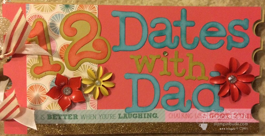 CTMH 12 Months of Dating Coupons - Hopscotch