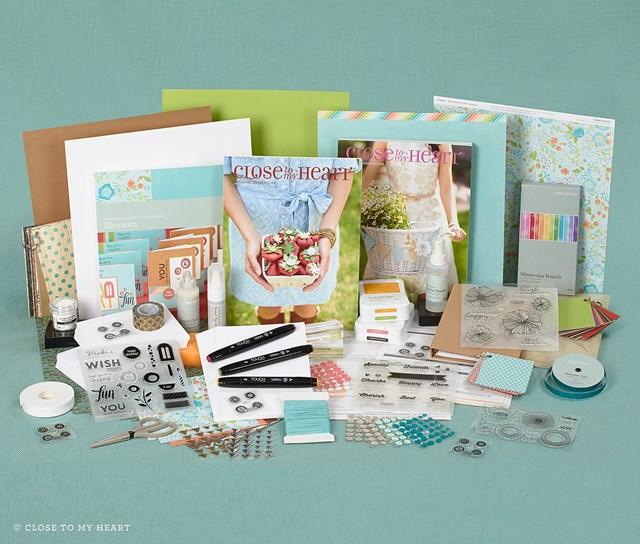 CTMH Spring 2015 Cardmaking Kit