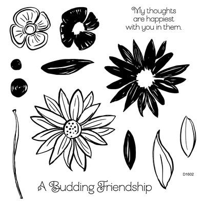 CTMH 1602 A Budding Friendship