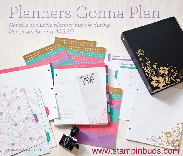 Planners gonna Plan - CTMH