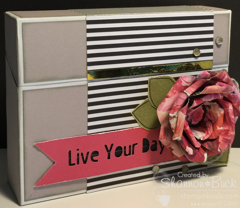 Live Your Life PML Card Box