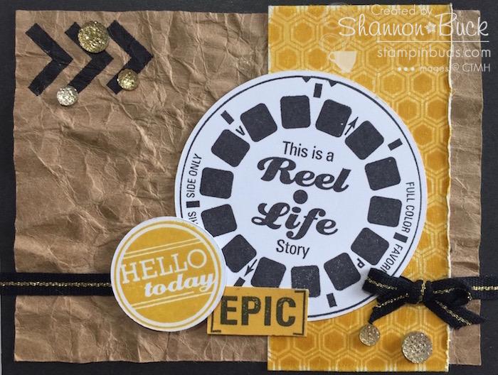 Reel Life Happy Today Mojo #431