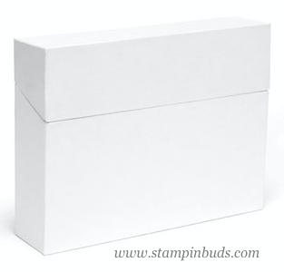 Journaling Card Box