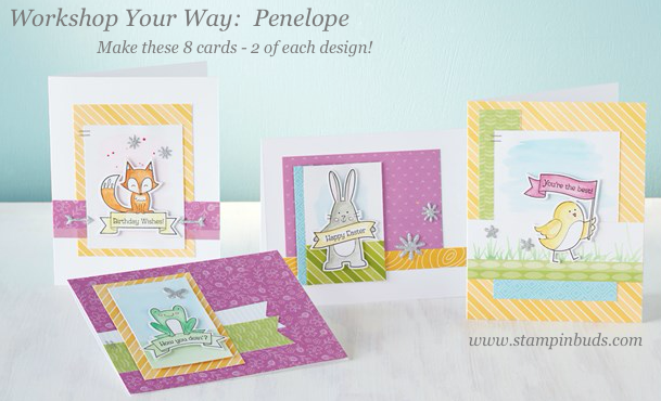 CTMH Penelope Cards