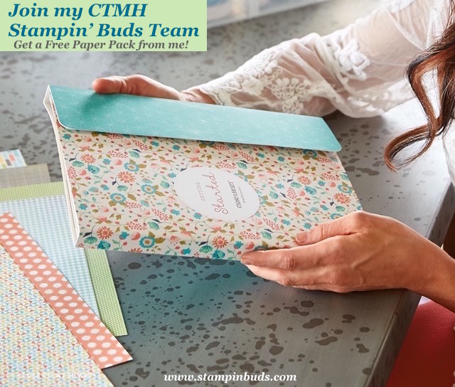 Join my CTMH Team Stampin' Buds