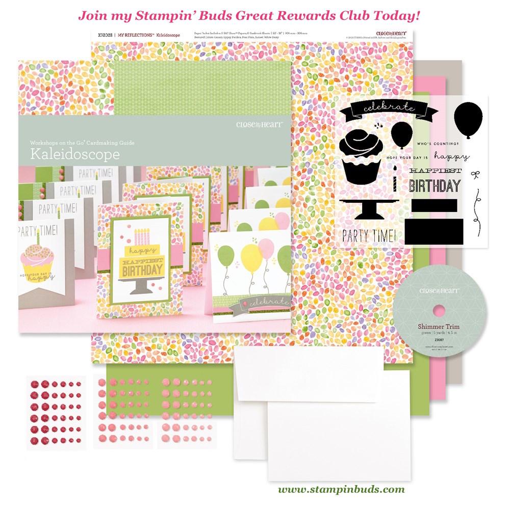 Kaleidoscope Great Rewards Club