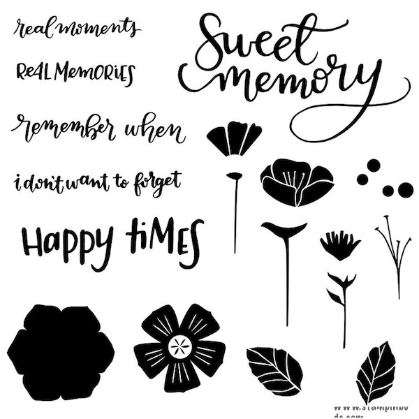 Happy Times Stamp Set