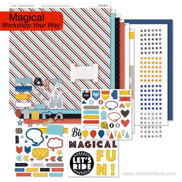 Magical Scrapbooking Kit