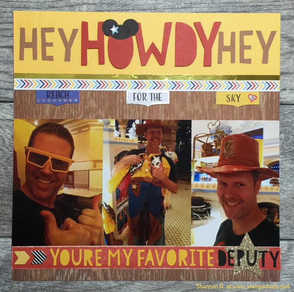 Hey Howdy Hey