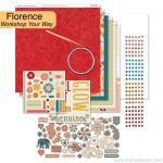 CTMH Florence WYW Scrapbooking Kit