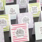 Create Kindness on National Stamping Day