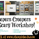 Jeepers Creepers Workshop Kit