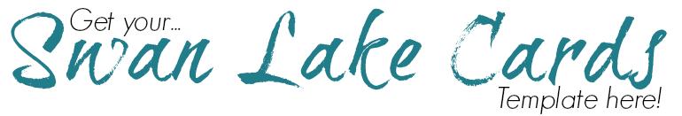 Swan Lake Cars Template