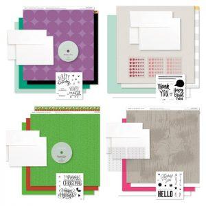 WYW Cardmaking Kits